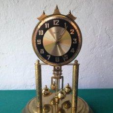 Relojes de carga manual: RELOJ SOBREMESA FANAL URNA CAMPANA CÚPULA KONDOR. Lote 115334720