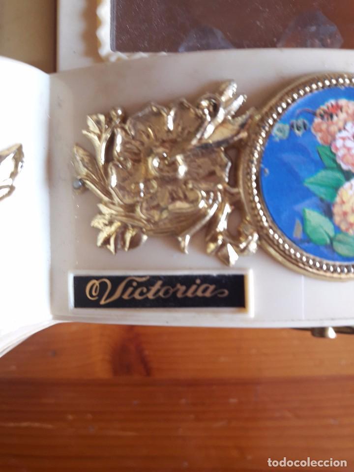 Relojes de carga manual: Reloj Victoria Secretitos BG. Musical a Cuerda. FUNCIONA. AÑOS 80 - Foto 2 - 89968812