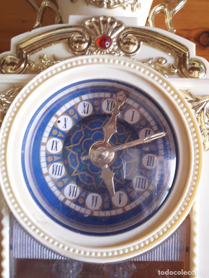 Relojes de carga manual: Reloj Victoria Secretitos BG. Musical a Cuerda. FUNCIONA. AÑOS 80 - Foto 3 - 89968812