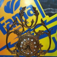 Relojes de carga manual: PRECIOSO RELOJ DE MESA VINTAGE. MARCA KIENZLE QUARTZ .MADE IN GERMANY .FUNCIONA.. Lote 92789685