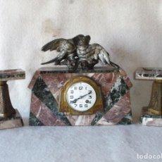 Relojes de carga manual: RELOJ ART-DECO DE EPOCA. Lote 93081985