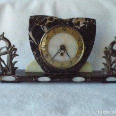 Relojes de carga manual: RELOJ ART DECO UCRA. Lote 93082330
