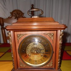 Relojes de carga manual: RELOJ DE SOBREMESA DUGENA.. Lote 93093890