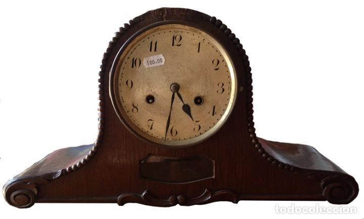RELOJ DE SOBREMESA DOS CUERDAS (Relojes - Sobremesa Carga Manual)