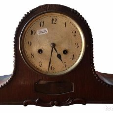 Relojes de carga manual: RELOJ DE SOBREMESA DOS CUERDAS. Lote 94333642