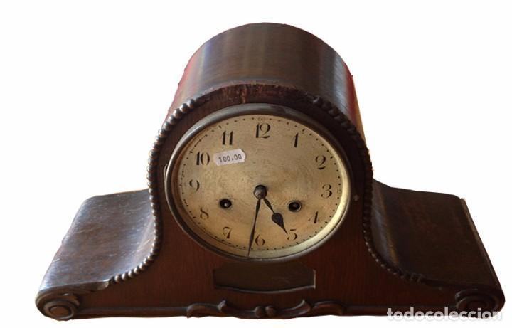 Relojes de carga manual: RELOJ DE SOBREMESA DOS CUERDAS - Foto 2 - 94333642