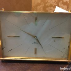 Relojes de carga manual: RELOJ MICRO ELECTRIC - MEDIDA 22,5X16 CM -. Lote 94499162