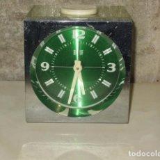 Relojes de carga manual: VINTAGE,RELOJ BADUF DE SOBREMESA CARGA MANUAL. Lote 94524466