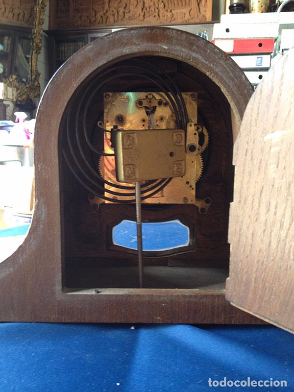 Relojes de carga manual: RELOJ DE SOBREMESA DOS CUERDAS - Foto 4 - 94333642