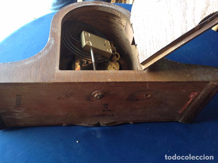 Relojes de carga manual: RELOJ DE SOBREMESA DOS CUERDAS - Foto 6 - 94333642