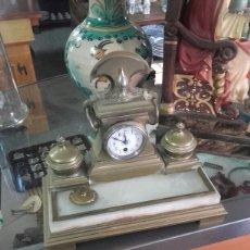 Relojes de carga manual: RELOJ DE MESA ANTIGUO. Lote 94767654