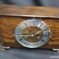 Relojes de carga manual: RELOJ MODERNISTA. Lote 94813375