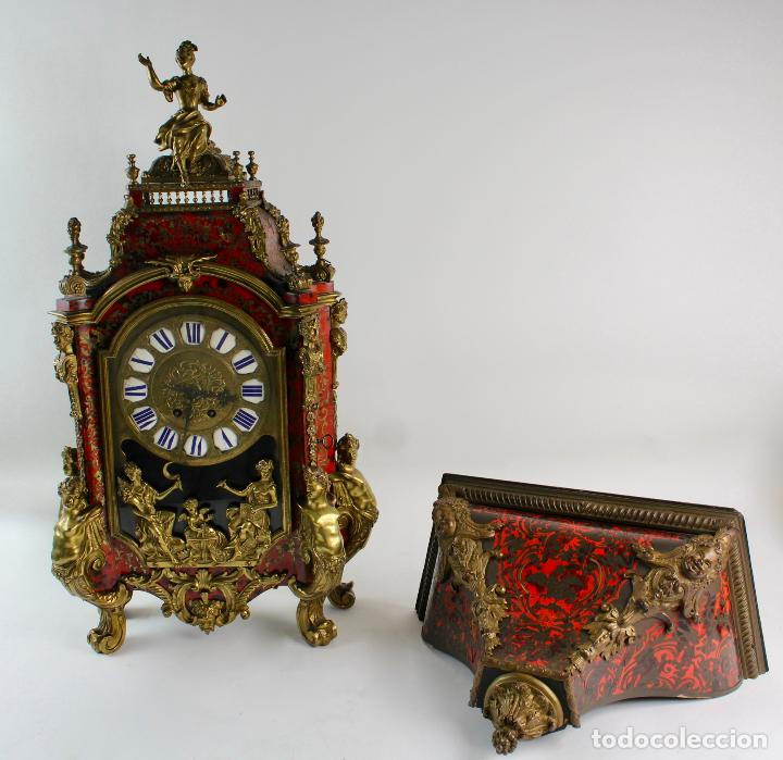 En Boulle Venta Reloj FrancesNapoleon IiiS xixVendido xBrdoCe
