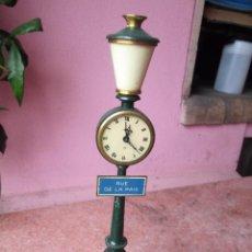 Relojes de carga manual: JAEGER-LECOULTRE RUE DE LA PAIX - CALIBRE 18 -13 RUBIES, LAQUEADO VERDE INGLES ORIGINAL- FUNCIONA. Lote 102630496