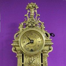 Relojes de carga manual: RELOJ BRONCE CARGA MANUAL. Lote 95362103