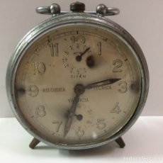 Relojes de carga manual: RELOJ TITAN A CUERDA (NO FUNCIONA). Lote 95848432