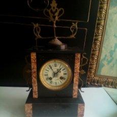 Relojes de carga manual: ANTIGUO RELOJ FRANCES DE MESA 1870 . Lote 96076338