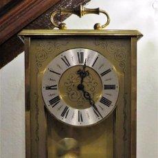 Relojes de carga manual: SCHMID FABRICACION ALEMANA DE SONERÍA DE CAMPANA DE BROCE HORAS Y MEDIAS . Lote 96557379