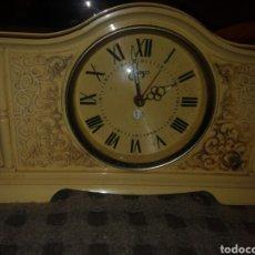 Relojes de carga manual: RELOJ SOBREMESA SEIKO CORONA MELODIA FUNCIONA. Lote 97000634