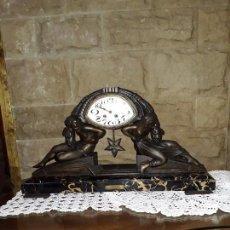 Relojes de carga manual: RELOJ ART DECÓ GRAN TAMAÑO (65 CM. Lote 98054811