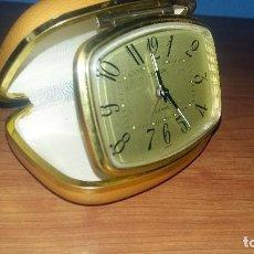 Relojes de carga manual: RELOJ ANTIGUO MARCA EUROPA ALEMÁN. Lote 98055443