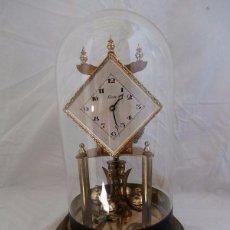 Relojes de carga manual: RELOJ CON PÉNDULO TORSIÓN KUNDO. Lote 100182815