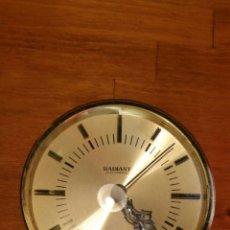 Relojes de carga manual: RELOJ DE MESA RADIANT ELECTRONIC MAQUINARIA JUNGHANS DIEHL GERMANY. Lote 101757427