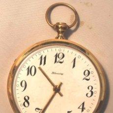 Relojes de carga manual: RELOJ SOBREMESA O DESPACHO MARCA BLESSING.. Lote 101825443