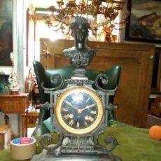 Relojes de carga manual: RELOJ DE SOBREMESA ESTILO CARLOS X. Lote 102424067