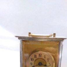 Relojes de carga manual: RELOJ SOBREMESA DESPERTADOR. Lote 103472323
