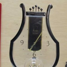 Relojes de carga manual: RELOJ DE SOBREMESA RHYTHM DE CUARZO. Lote 104373815