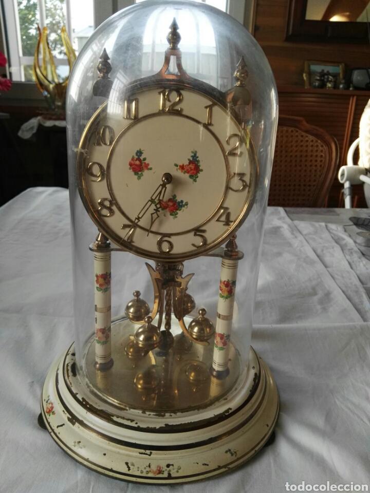 RELOJ KUNDO CUERDA 420 DIAS (Relojes - Sobremesa Carga Manual)