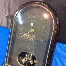 Relojes de carga manual: RELOJ DE SOBREMESA ¡ SEIKO SG - 3 QUARTZ ! ¡ NUEVO !. Lote 104832731
