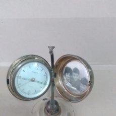 Relojes de carga manual: DESPERTADOR EUROPA BOLA DEL MUNDO. Lote 104911983