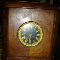 Relojes de carga manual: PRECIOSO RELOJ RACIONALISTA EPOCA LOUIS PHILIPPE. Lote 105016855