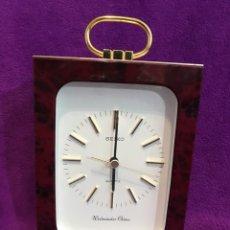 Relojes de carga manual: RELOJ SOBREMESA SEIKO QUARTZ. Lote 105988651