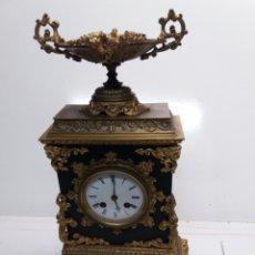 Relojes de carga manual: RELOJ DE SOBREMESA. Lote 106066551