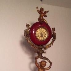 Relojes de carga manual: RELOJ SOBREMESA ESTILO NAPOLEÓN III. Lote 106773899