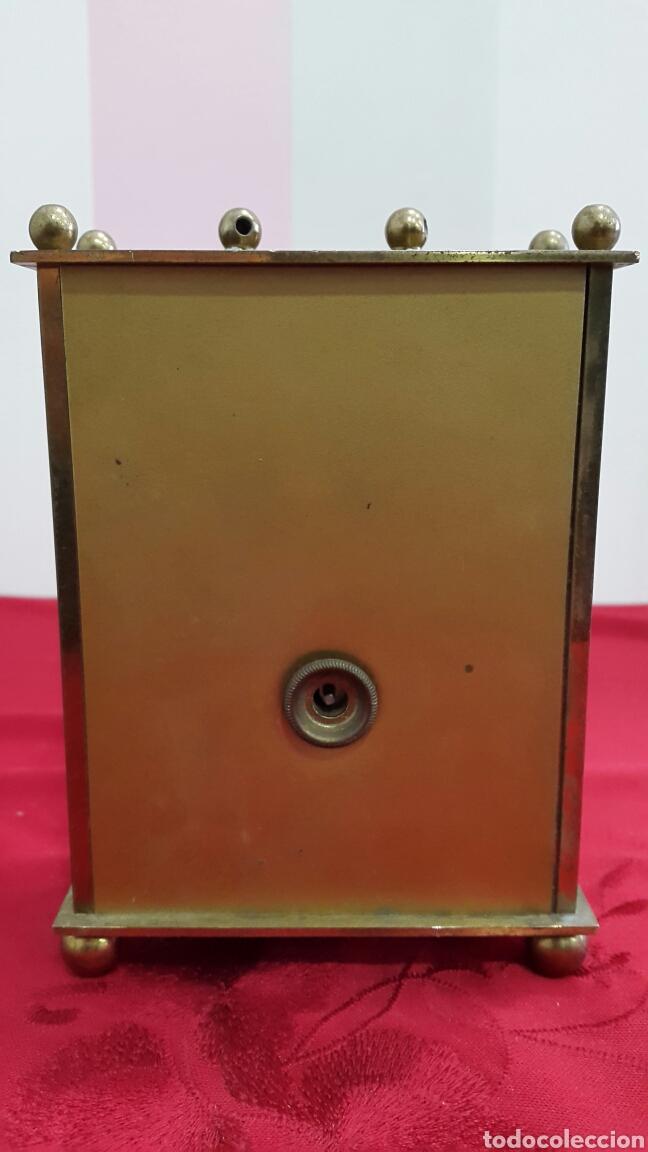 Relojes de carga manual: RELOJ ALEMÁN DE SOBREMESA KIENZLE AÑOS 50 - Foto 4 - 107939940