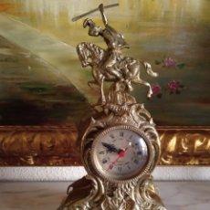 Relojes de carga manual: RELOJ DE BRONCE. Lote 108315623