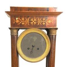 Relojes de carga manual: RELOJ DE SOBREMESA. LOUIS PHILIPPE. MAQUINARIA HONORE PONS. 1855.. Lote 108694903