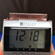 Relojes de carga manual: RELOJ - CON MEDIDOR DE GRASAS - OREGON SCIENTIFIC - ¡ NUEVO ! VINTAGE !!!!. Lote 108830807