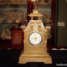 Relojes de carga manual: RELOJ FINALES S. XIX CON SONERÍA. Lote 108925287