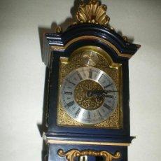 Relojes de carga manual: RELOJ DE SOBREMESA SCHMID 8 DIAS. Lote 109299247