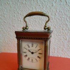 Relojes de carga manual: RELOJ DE CABECERA. ESMALTE CLOISONNÉ. Lote 110496463