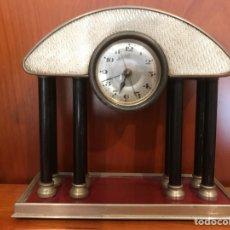 Relojes de carga manual: RELOJ ANTIGUO DE SOBREMESA DESPERTADOR.. Lote 110781074