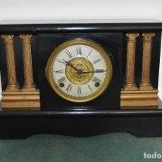Relojes de carga manual: RARO Y ANTIGUO RELOJ ¨E. INGRAHAM Cº¨, BRISTOL, CONNECTICA, USA, ORIGINAL, FUNCIONANDO.. Lote 111326851