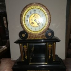 Relojes de carga manual: RELOJ FRANCÉS DE MERCURIO XIX MUY BIEN CONSERVADO EN MARCHA. Lote 111370692