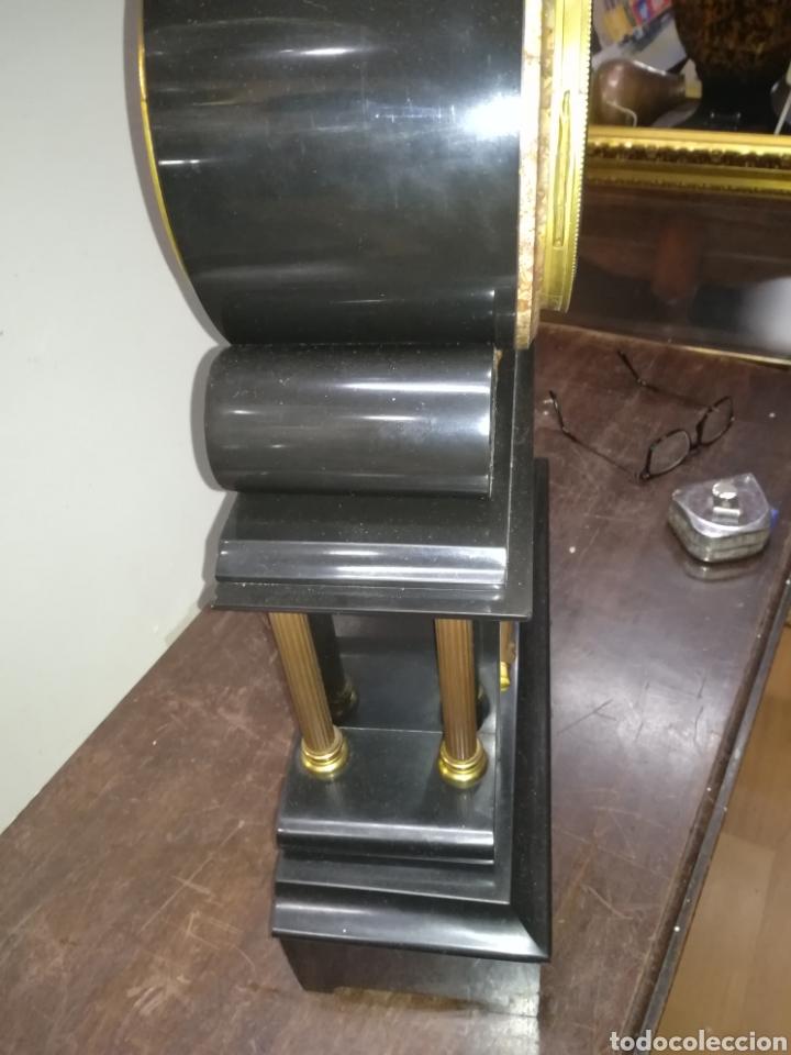 Relojes de carga manual: Reloj francés de mercurio XIX muy bien conservado en marcha - Foto 5 - 111370692