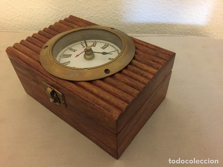 Relojes de carga manual: RELOJ / JOYERO CON ESPEJO - Foto 2 - 111441075